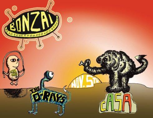 BonzaiLazerBabesD-Rays