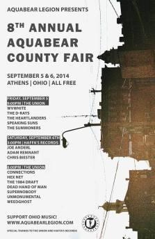 Aquabear County Fair 2014