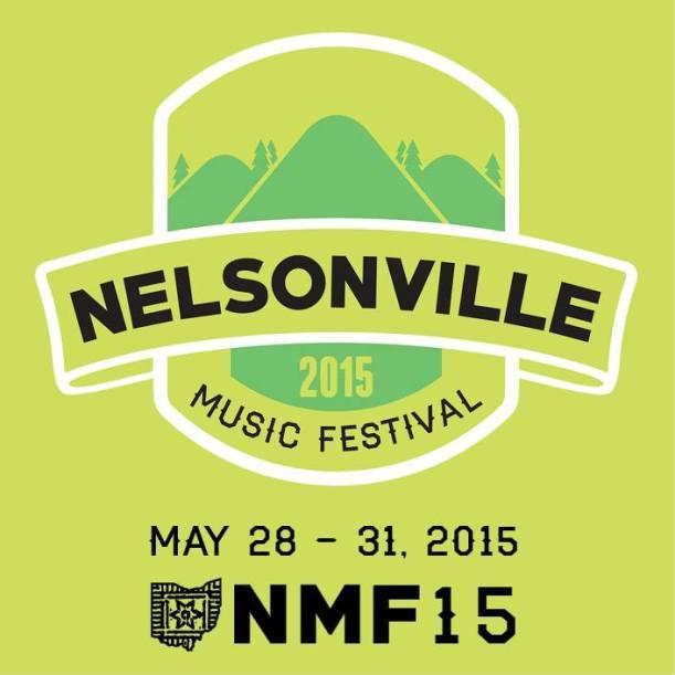 Nelsonville Music Festival 2015 NMF15 The D-Rays